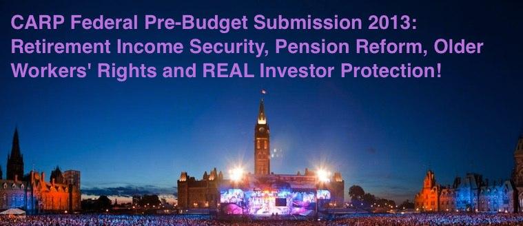 Pre-Budget 2013 image
