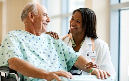 eldercare nurse