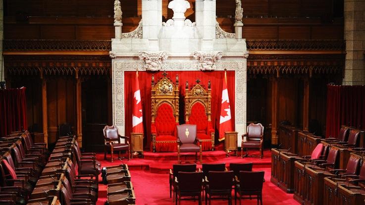 Throne Canada