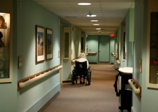 wheelchair elder abuse nursing home