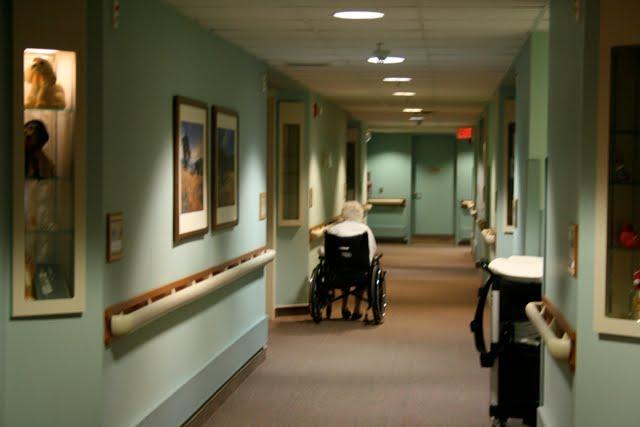 wheelchair elder abuse nursing home