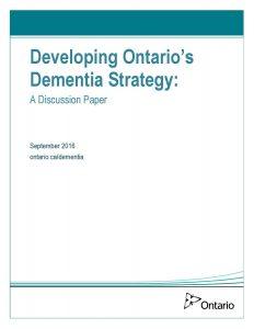 Ontario dementia_discussion_paper image