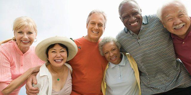 happy seniors crop