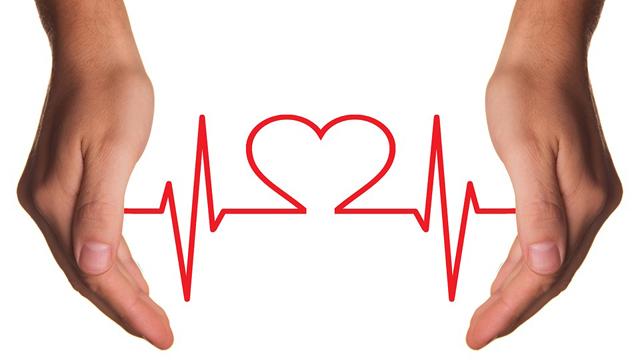 heart life line crop