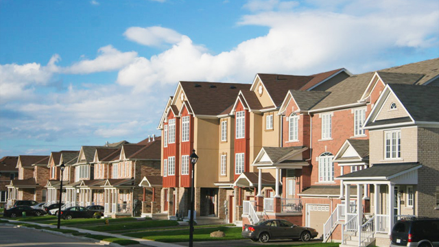 row of houses 640x360