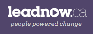 Leadnow logo