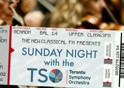Sunday Night with the TSO