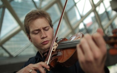 Sunday Night with the TSO Podcast: Jonathan Crow + classical music bloggers