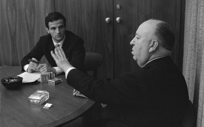 Alfred Hitchcock and Francois Truffaut: A double retrospective at TIFF Bell Lightbox