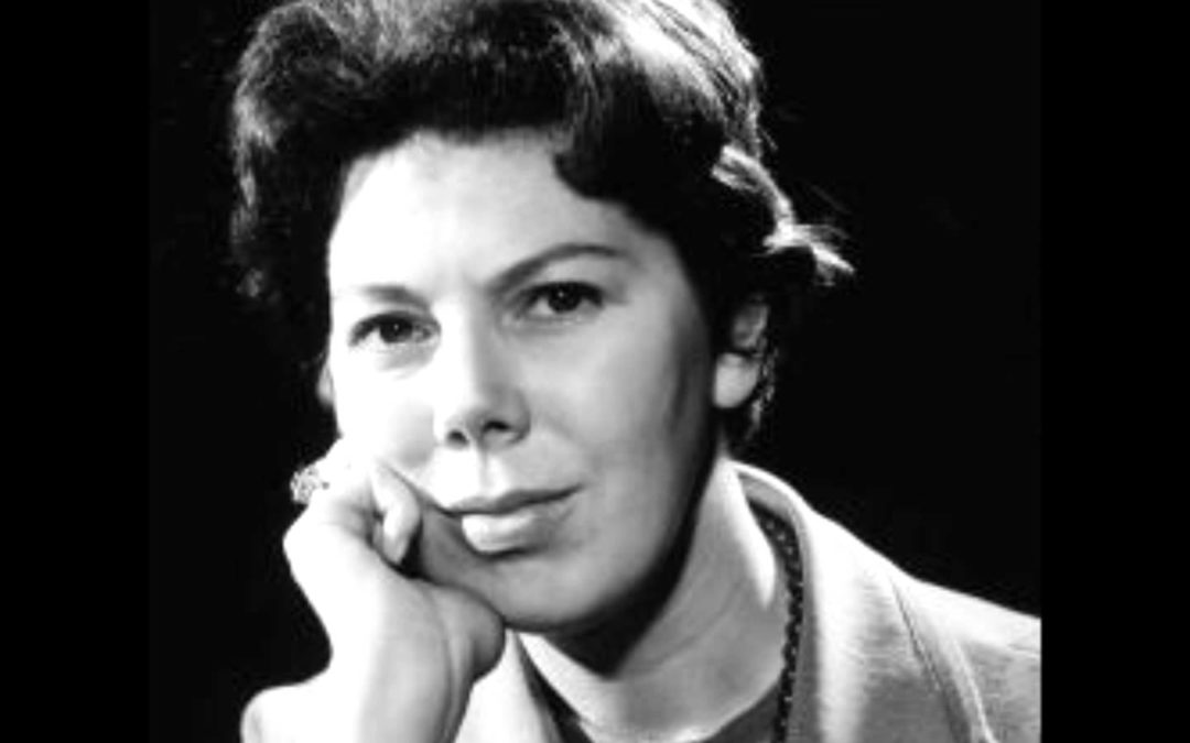 This Week on Sunday Night at the Opera: Janet Baker
