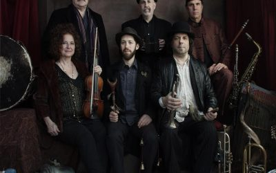 RSVP to See The Klezmatics Live at Zoomer Hall