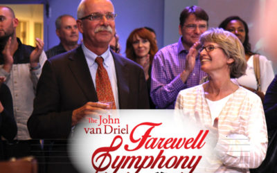 Tune in Friday Sept 30th… John Van Driel's Farewell!
