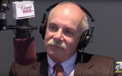 VIDEO: The New Classical FM says Farewell to John van Driel