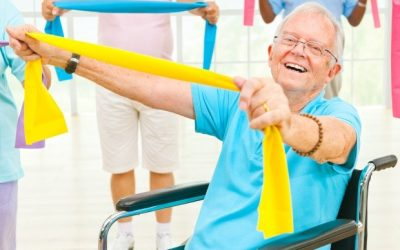 Exercise and Disability in Older People