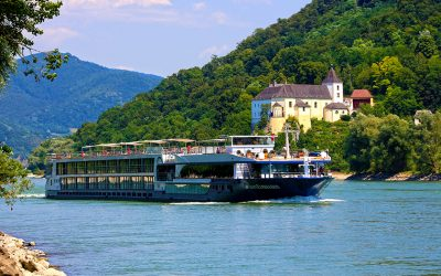 Join Bill Anderson on a Cruise of the Danube