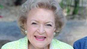 TV ICON BETTY WHITE IS 95 TODAY