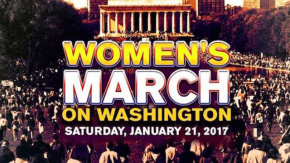 HUNDREDS OF CANADIANS TO JOIN WOMEN'S MARCH ON WASHINGTON