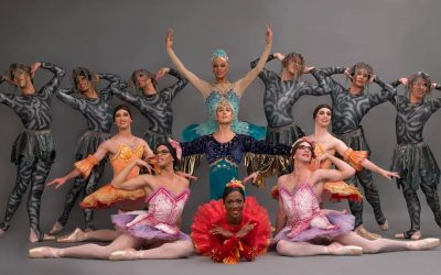 Les Ballets Trockadero De Monte Carlo Contest