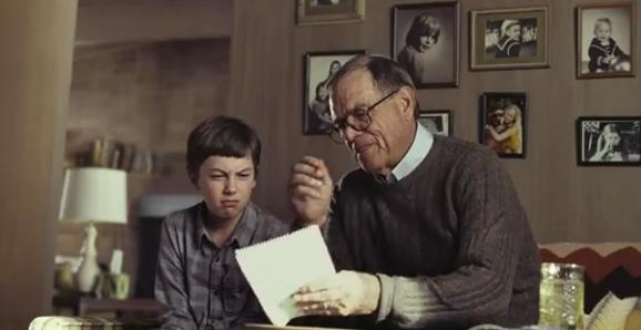oscar mayer commercial stars honest grandpa everything zoomer