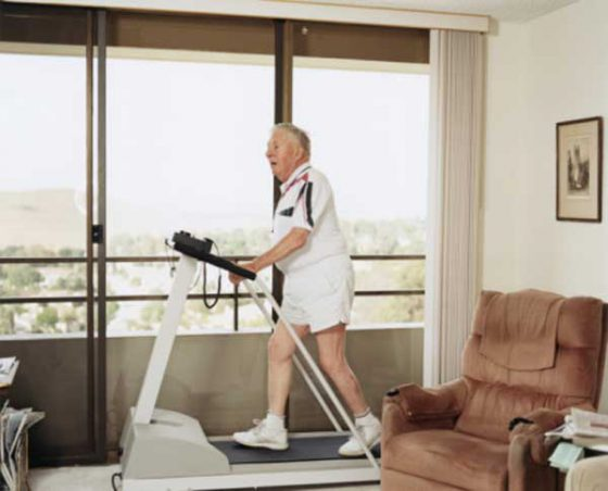 It's Never Too Late … Get In Shape, Stay In Shape