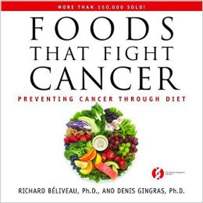 The latest cookbook on foods that fight cancer everything zoomer cancerbook forumfinder Image collections