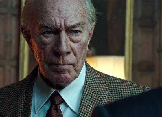 Academy Award Nominations 2018 Christopher Plummer Eyes