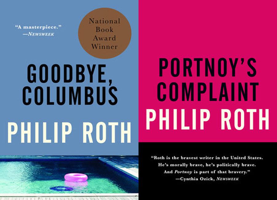 philip roth books
