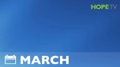 HopeTV Events - March