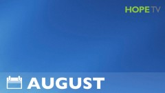 HopeTV Events - August