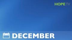 HopeTV Events - December