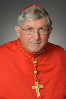 National Catholic Mission 2019: Holy Week Mission : Cardinal Thomas Collins