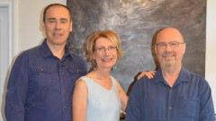 Above and Beyond: Hosts Bob and Alice Maryniuk with Guest Bill Boesterd