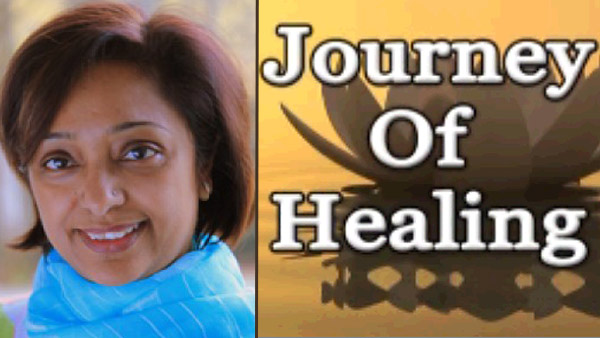 Journey of Healing with Nirmala Raniga
