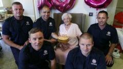 Birthday Firefighters