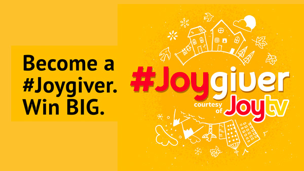 Joygiver Contest