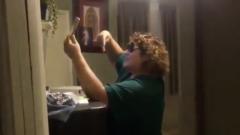 Selfie Mom