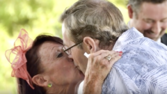 Alzheimer's Wedding - Joy Factor