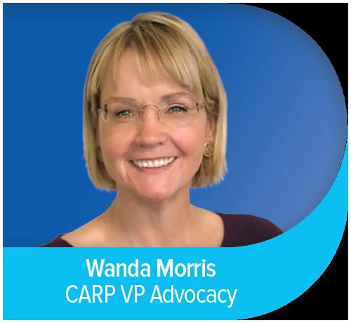 CARPe Diem - Wanda Morris, VP Advocacy CARP