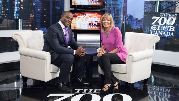 700 Club Canada - 2018 - Brian Warren and Lorie Hartshorn