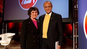 ZoomerLife: Health, Wellness & Longevity: Dr, Arline Bronzaft & MosesZnaimer