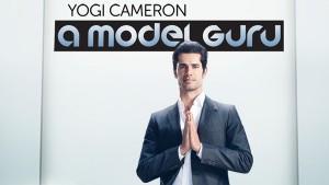 Yogi Cameron - A Model Guru - Logo