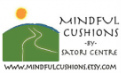Healing Yoga Anniversary Contest: Mindful Cushions Logo