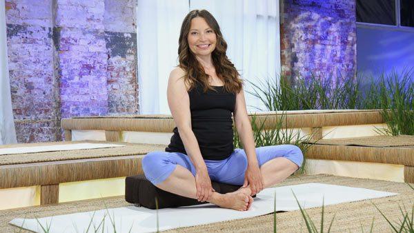 Healing Yoga with Deborah Devine