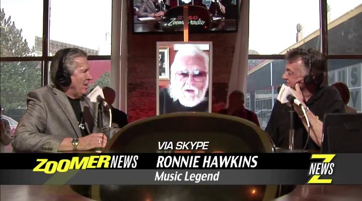 ZNews - Ronnie Hawkins' 80th Birthday Party - ZoomerRadio