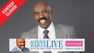 See Steve Harvey Live Contest