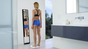 Whoa! You Can Now Measure Your Body Type with a 3D-Scanning Mirror