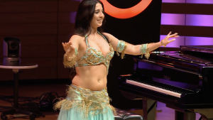 Watch Acclaimed Dancer, Anjelica Scannura, Get ideacity Moving on Day 1!