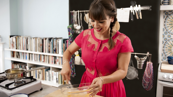 Rachel Khoo - Notebook