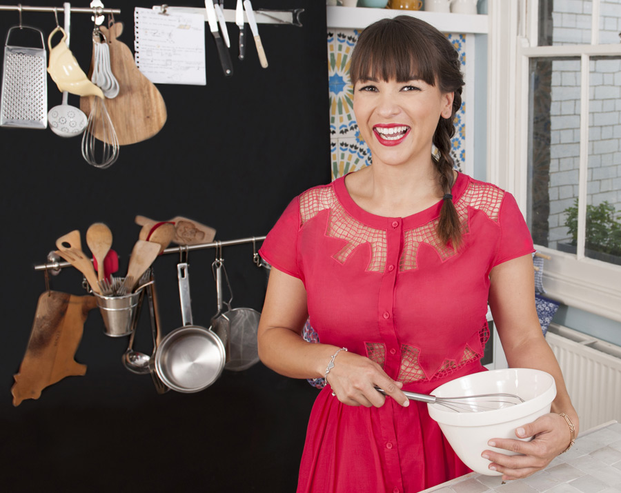 Rachel Khoo's Kitchen Notebook: London - Feature Image
