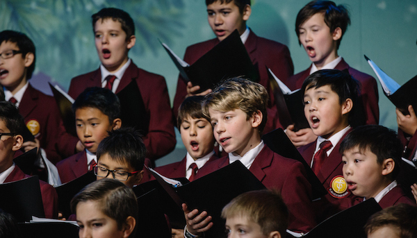 Carols of Christmas - St. Michael's Choir